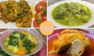 Delicioso Menu Semanal Ideal Para Diabéticos e Hipertensos