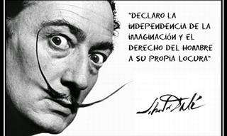 12 Citas De Salvador Dali