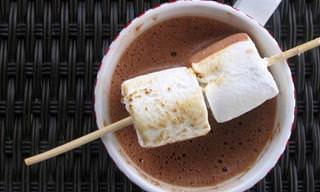Bebidas Calientes De Cacao Para Probar En Este Invierno