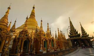 Enamórate De Los Aromas y Paisajes De Myanmar