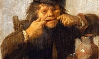 7 Cuadros Muy Divertidos De Mano De Artistas Famosas