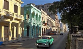 Un Recorrido Virtual Por La Habana En Cuba