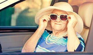 """Quién Dijo """"Envejecer No Es Divertido""""... chiste cortos!."""