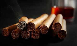 Los Efectos Sobre La Salud Al Fumar Puros y De Pipas De Tabaco