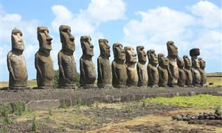 10 Misteriosos Monumentos De Origen Desconocido