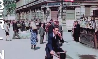 Las Calles De Berlín Justo Al Final De La Segunda Guerra Mundial