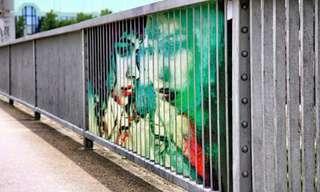 Increíble Arte Oculto En Las Calles De Alemania
