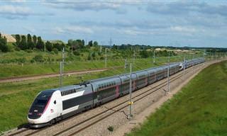Trenes: ¿Eres Un Amante De La Velocidad?
