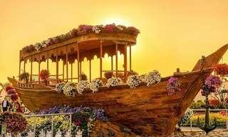 El Oasis Milagroso De Dubái En El Desierto