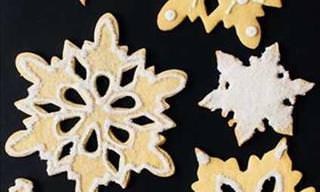 Cookies De Azúcar Para Estas Navidades