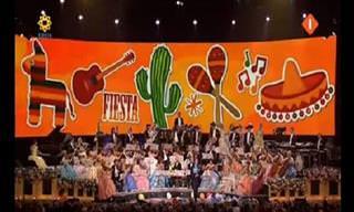 """André Rieu Emociona México Con """"Cielo Lindo"""""""