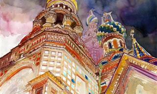 Estas Pinturas Serán Un Festín De Colores Para Tus Ojos