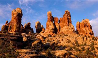 Recorrido Virtual Por El Parque Nacional Canyonlands En Utah
