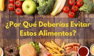 Recopilación De Artículos Sobre Alimentos Peligrosos Para La Salud