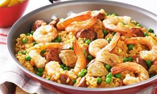 Receta Paella Valenciana: Simple y Deliciosa