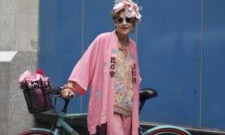 ¡Estas Abuelas Sí Que Saben Lo Que Es La Moda!