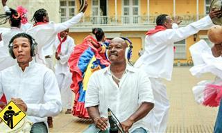 75 Músicos Colombianos Interpretan La Tierra Del Olvido
