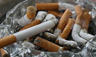 Los Riesgos y Complicaciones Para La Salud Al Fumar Tabaco