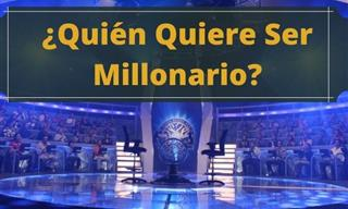 Trivia: ¿Quieres Ganar El Millón De Dólares?