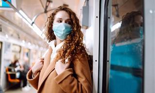 Consejos Para Disminuir Tu Riesgo De COVID-19 En El Transporte Público