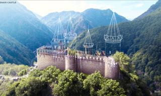 12 Impresionantes Reconstrucciones Digitales De Castillos Medievales