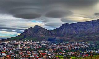 Extrañas Fotos De Nubes Que Parecen Irreales
