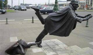 Las Estatuas Más Bizarras Del Mundo