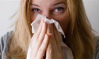 Consejos Para Aliviar La Sinusitis Durante Tus Vuelos