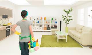 Mantén Tu Casa Ordenada Con Estos 6 Hábitos
