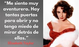 12 Frases De La Galardonada Actriz Elizabeth Taylor