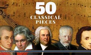Música: ¡Disfruta De 50 De Las Mejores Obras Maestras!