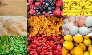 7 Combinaciones De Alimentos Saludables Que Debes Probar