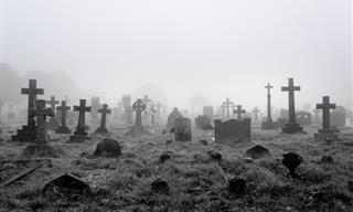 ¿Conoces El Chiste Sobre La Joven En El Cementerio?