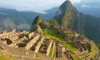 Ven Con Nosotros a Dar Un Paseo Sobre Machu Picchu