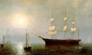 Una Oda Al Océano En Una Hermosa Galería De Pinturas