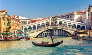 Vive Venecia a Lo Largo De Un día