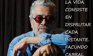 15 Frases De Facundo Cabral Para Reflexionar