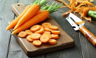 Las Zanahorias: Un Regalo De La Primavera