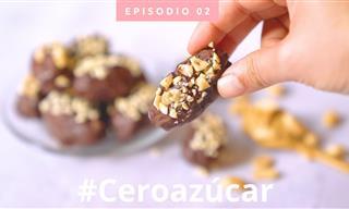 Prepara Snickers Saludabes Sin Azúcar