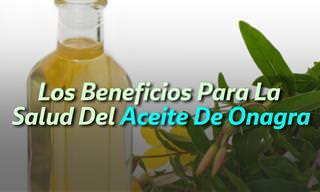 Beneficios Para La Salud Del Aceite De Onagra