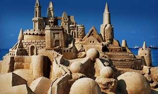 El Increible Arte de Construir Castillos de Arena