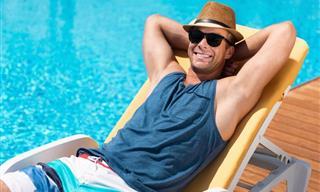 Chiste: ¿Un Abogado De Vacaciones?
