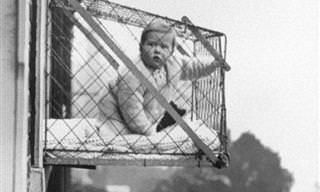 """Extrañas y Divertidas Fotos """"Vintage"""" De Una Época Pasada"""