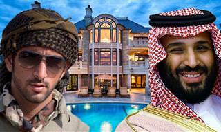 Esta Es La Opulenta Vida De Los Sultanes Árabes