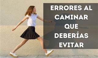 Estos Errores Hacen Que Tus Caminatas Sean Menos Efectivas