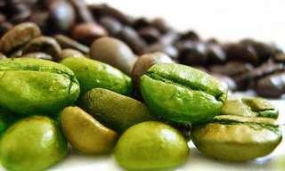 Las Propiedades De Los Granos De Café Verde