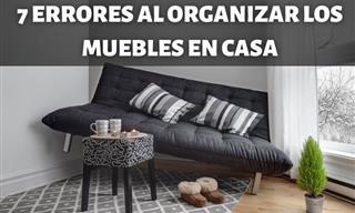 Evita Estos Errores De Organización De Muebles Para Tener Más Espacio