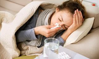 Estudio: Los Seres Humanos Podemos Reconocer La Enfermedad Instintivamente