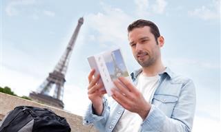 ¿Qué Hace Un Tacaño Catalán En París De Vacaciones?