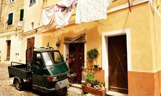 Los Secretos De La Isla Más Longeva De Italia